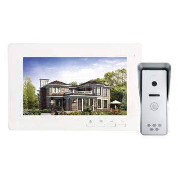 7-inch color wired front door bell