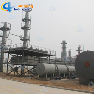 ISO CE Certification Continuous Rubber Oil Recycle Equipment