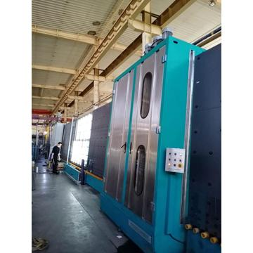 Glass Double Glass Vertical Washing Processing Machine