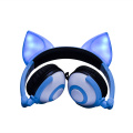 Cosplay Fox Ear Wired Headphonesets