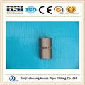 NPT BSPP BSPT Thread Carbon Steel Forged Full Coupling