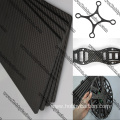 carbon fiber armor carbon glass sheet