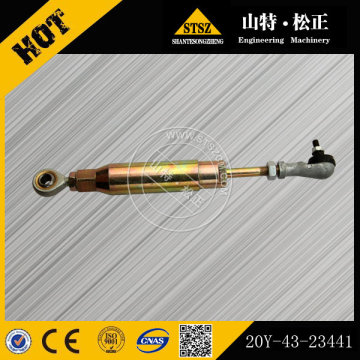 Komatsu spare parts PC200-7 excavator fuel control spring ass'y 20Y-43-23441