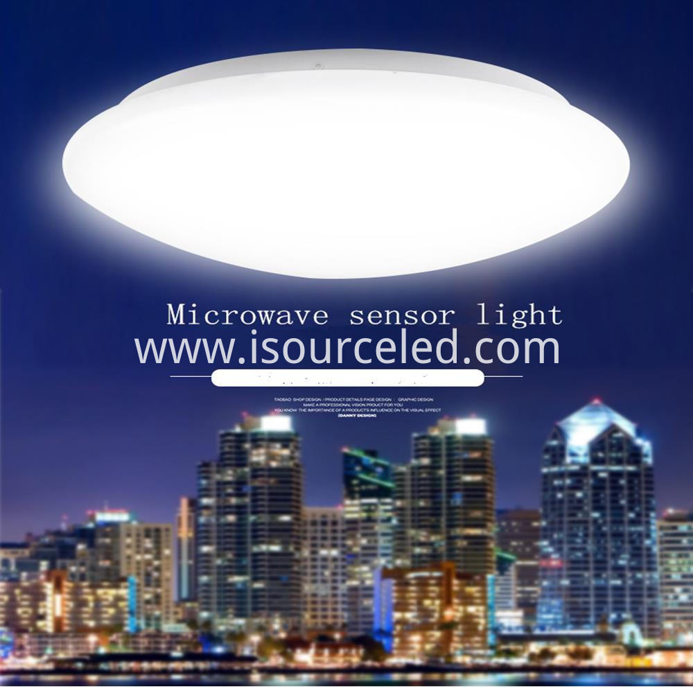 Cool white 15w-40w ceiling lamp for home office
