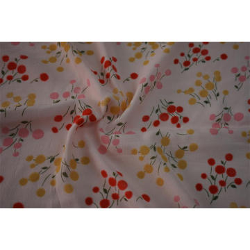 100% Viscose Morocian Crepe Eco-Friendly Print Fabric