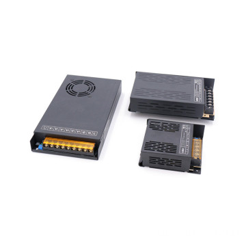 24v 20a 30a din rail switching power supply