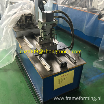 steel bar angle making machine bar angle roll forming machine