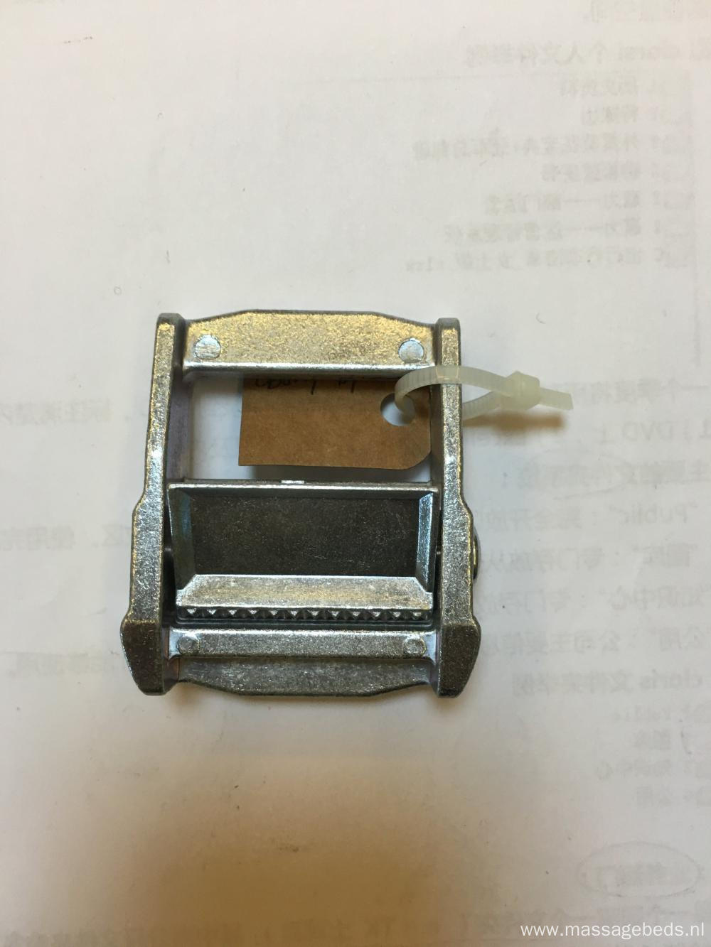 38mm Metal Cam Buckle With 900Kgs