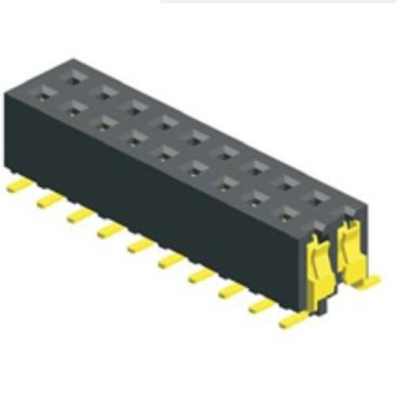2.0 mm Female Header SMT Type H4.6