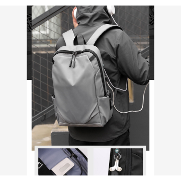 Mens Custom Business Laptop Outdoor Multifunctional Backpack