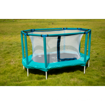 """40x60"""" trampoline with enclosure"""