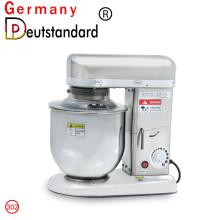 Stainless steel 7 liter automatic mixer machine