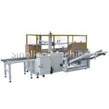 Automatic Carton Erector Machine