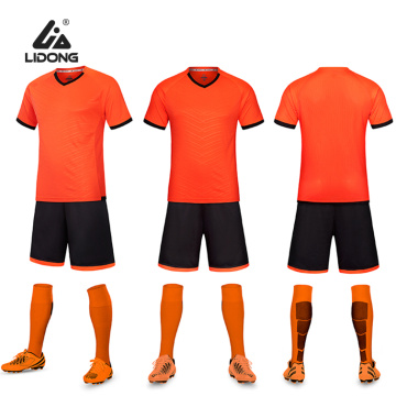 Soccer Jerseys Sports Team Training Uniform T-Shirt+Pants