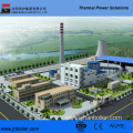3MW-200MW Coal/Biomass/Waste Fired Power Plant EPC
