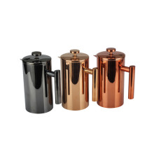 Food Grade Stainless Steel Double Wall French Press