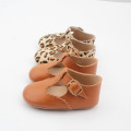 Lace Soft Sole Baby Toddler Indoor dress shoes