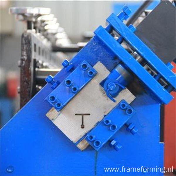 Suspended Ceiling T Bar Forming Machine