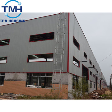 Factory Prefabricated Building Steel Structure Workshop