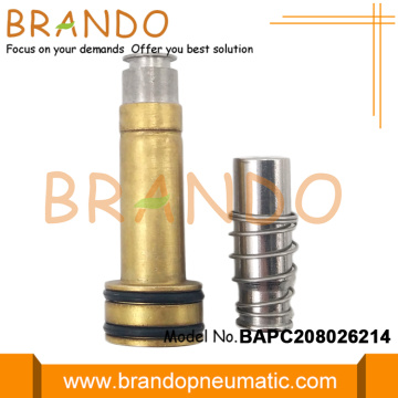 7.9mm OD NBR Seals Brass Tube Automobile Part