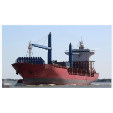 23359 DWT Container Vessel Build In 2010