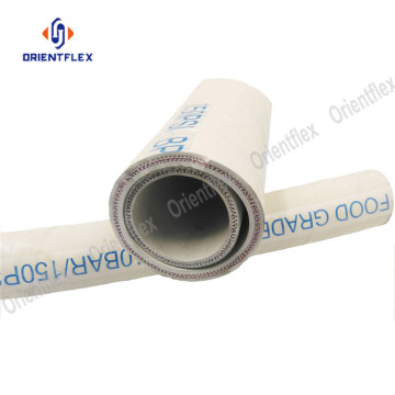 NR Food Quality Discharge Rubber Hose