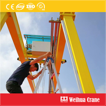 Gantry Crane Mobile Portable