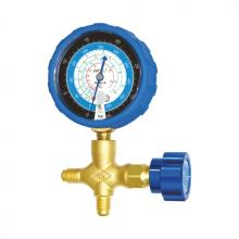 Brass single manifold gauge CT-466A