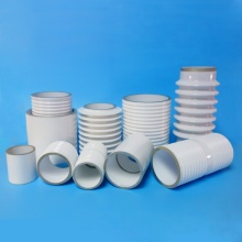 High Precision Large Size Metallized Ceramic Tube