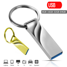 High Speed Pen Drive 64GB Pendrive 128GB Flash USB Stick 32GB cle usb memory 16GB USB Flash Drive 8GB 4GB For Micro Type-c phone