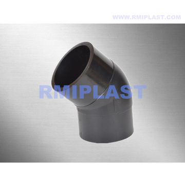 PE 100 Pipe Fitting For Water Supply