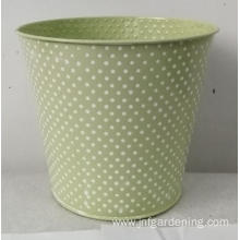 Flower pot bucket storage bucket