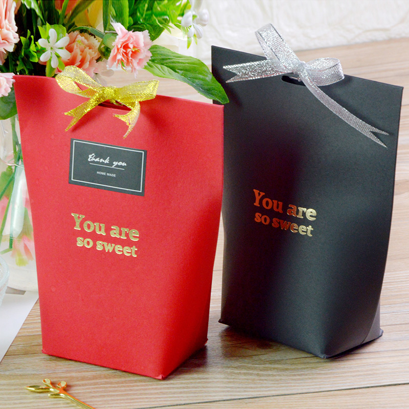 Best price wedding candy paper bags