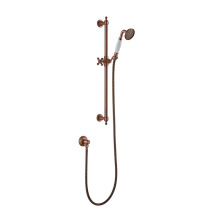 Brass Luxury Shower Rail Set