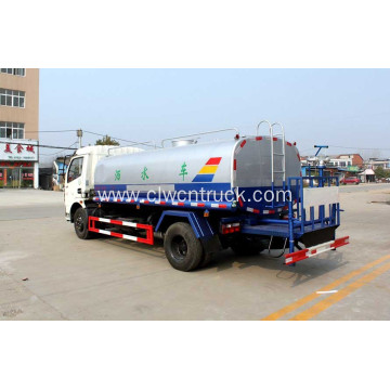 HOT Brand New Dongfeng 8000Litres water bowser