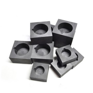 High Density Durable Graphite Parts