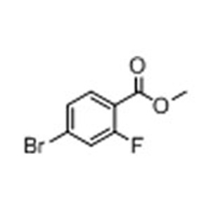 Methyl 4-bromo-2-fluorobenzoate