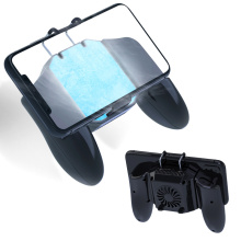 M30 Moblie Phone Cooler Cooling Pad Portable Game Controller Handle Holder Semiconductor Detachable Gamepad Radiator Cooling Fan
