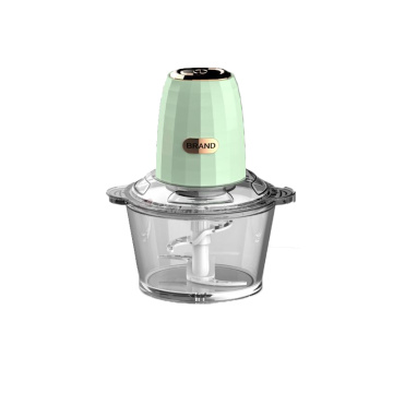 Selected food chopper home use