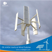 DELIGHT 10KW VAWT Vertical Wind Solar Energy System