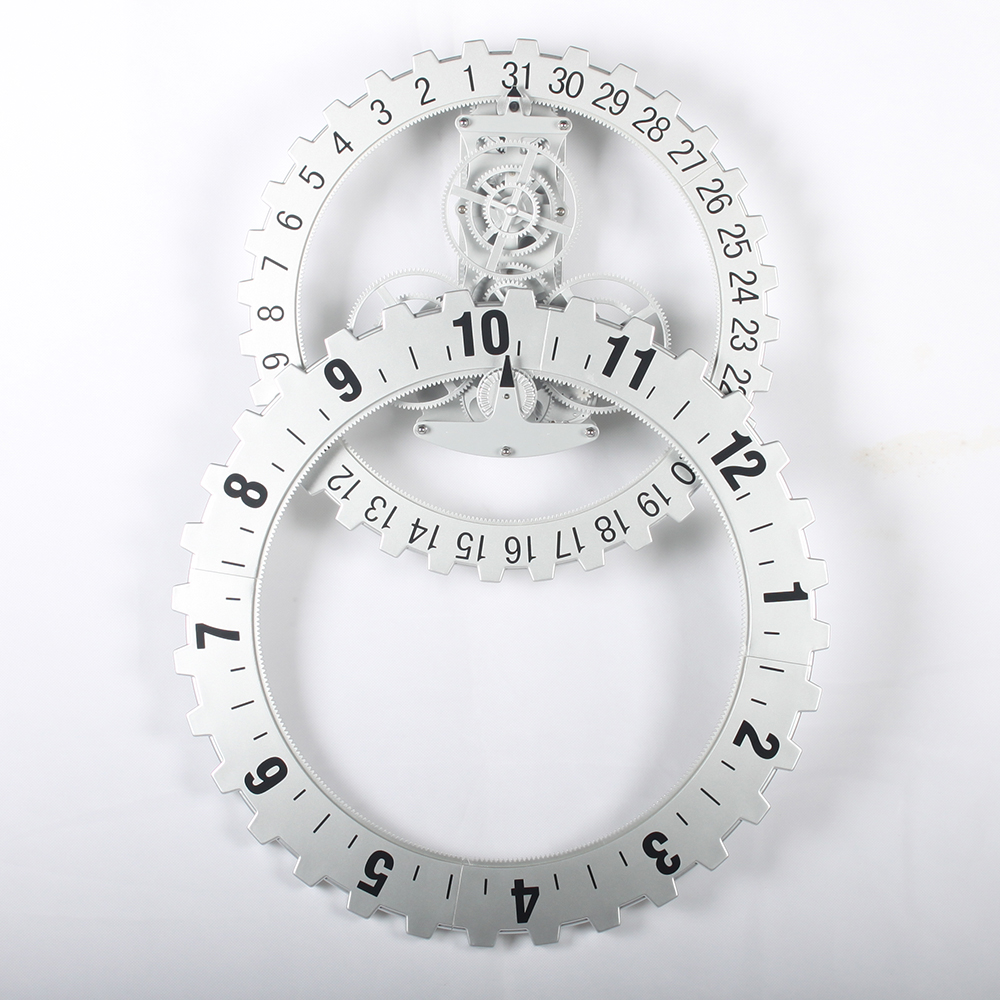Large Feature Wall Clocks