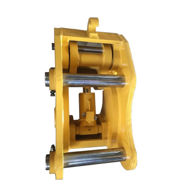 excavator quick coupler hitch bucket connection hitch
