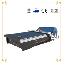 Cloth Cutting Machine Accurate Clothing Cut
