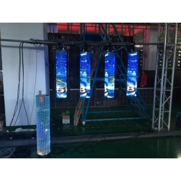 P1.875 flexible led screen