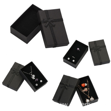 Necklace Box With Lid Promotional  Packaging