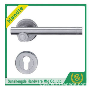 SZD SLH-109SS Top Quality Door Lever Handle On Rose Plate