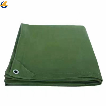 PVC Coated Polyester Tarps Waterproof​