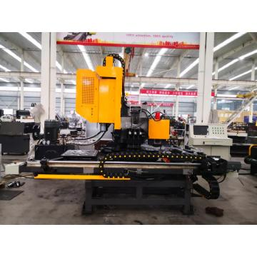 Marking Machine for High Tensile Plates