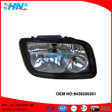 Life Long Halegon Head Lights 9438200261 For Mercedes Benz Truck