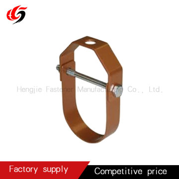 Pipe and Conduit Support System clevis hanger